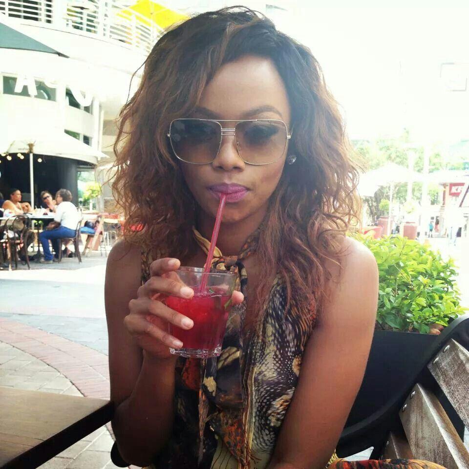 Bonang Matheba Style South African Beauty South African