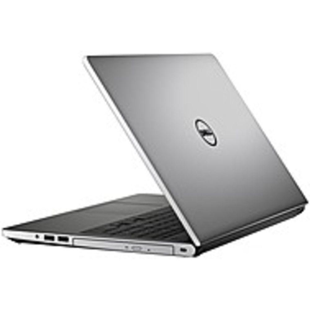 Dell Inspiron 15 5000 15-5558 15.6 Touchscreen (TrueLife) Notebook - Intel Core i5 i5-5200U Dual-core (2 Core) 2.20 GHz - Matte Silver - 12 GB DDR3L SDRAM RAM - 1 TB HDD - DVD-Writer - Intel HD Graphics 5500 DDR3L SDRAM - Windows 10 Home 64-bit (English)