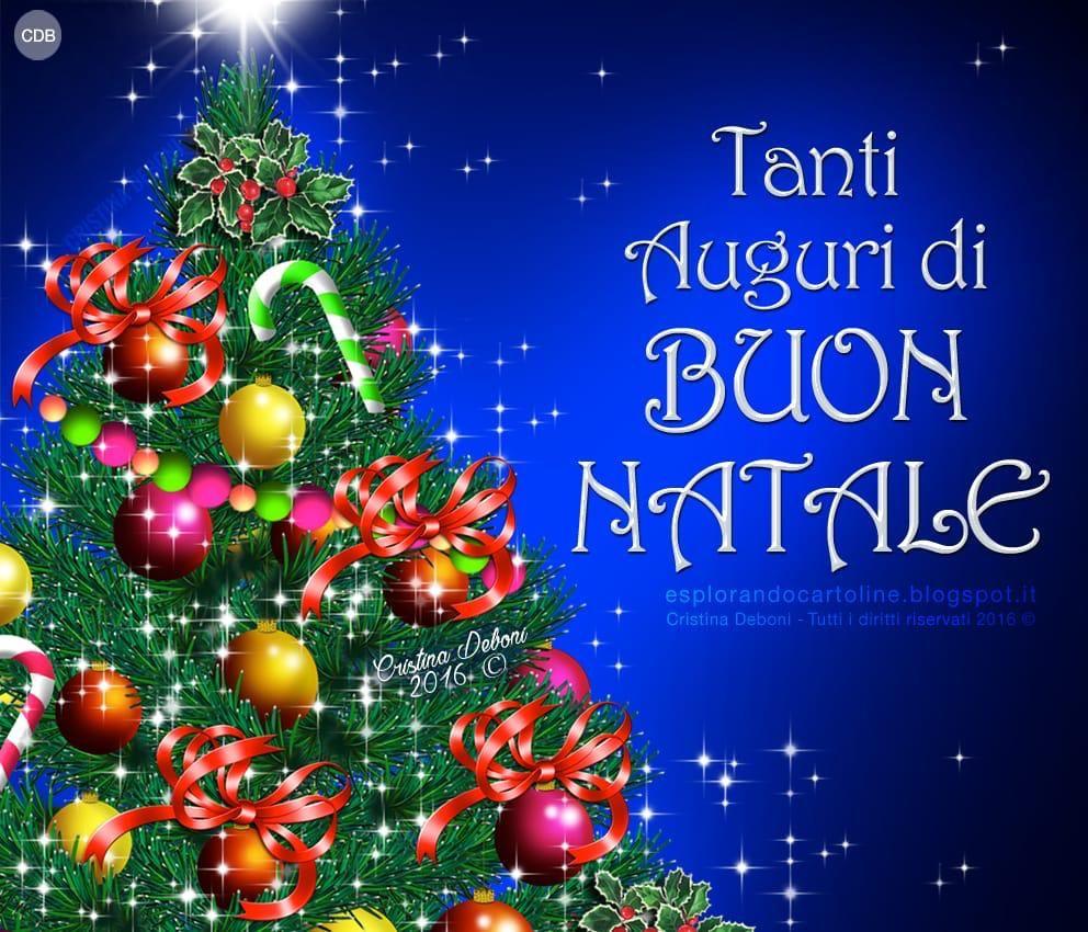 Alberi Di Natale Per Auguri.Cristina On Buon Natale Idee Per L Albero Di Natale Buon Compleanno