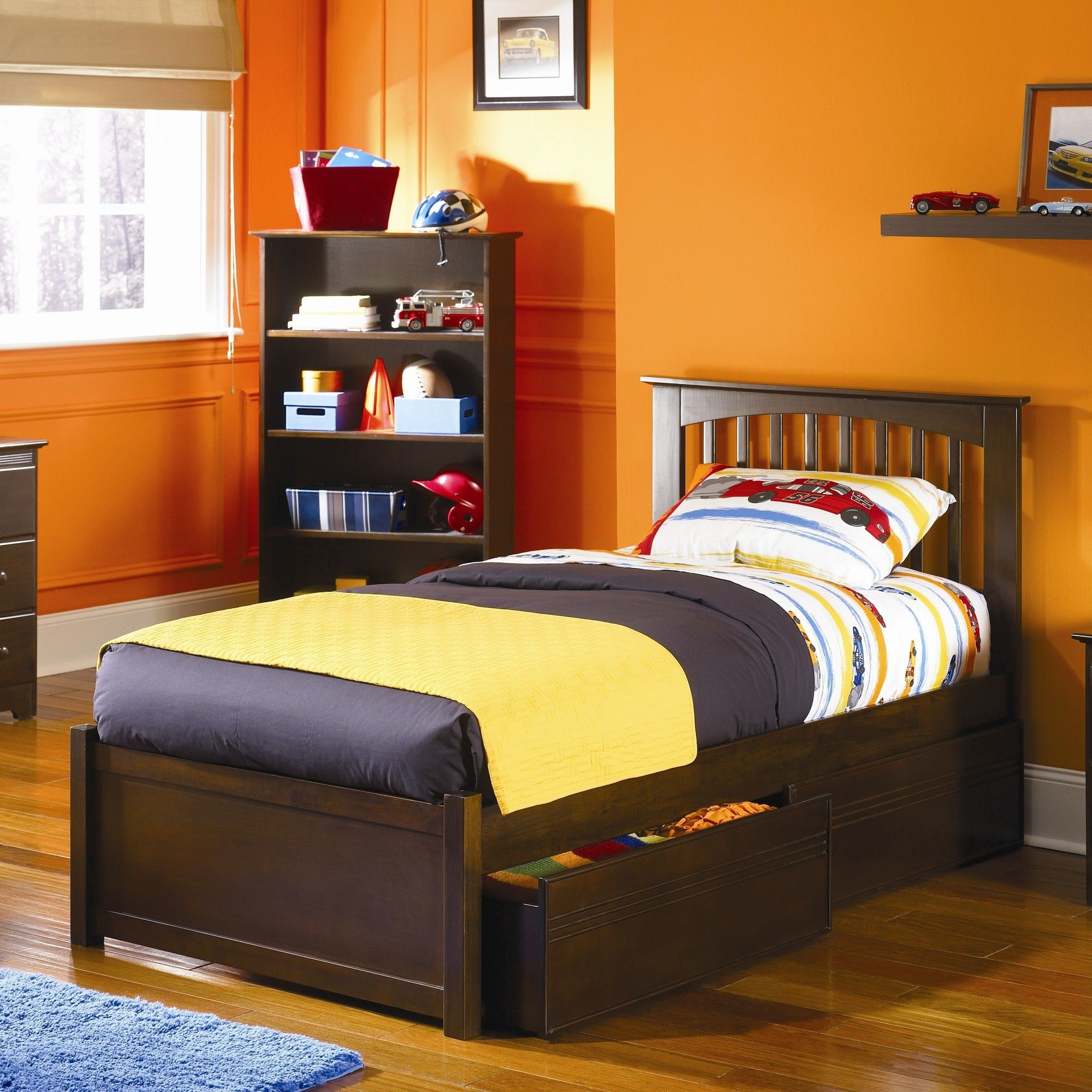 Charlotte Arched Panel Bed | Chatas, Antigüedades y Muebles
