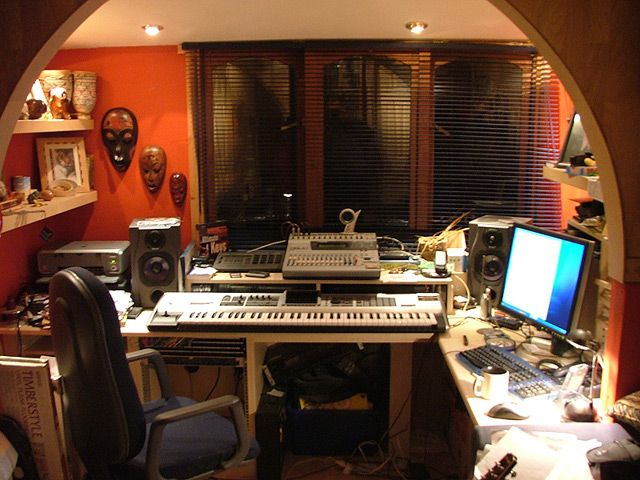 Home Music Studio Home Recording Studio Recording Studio Design