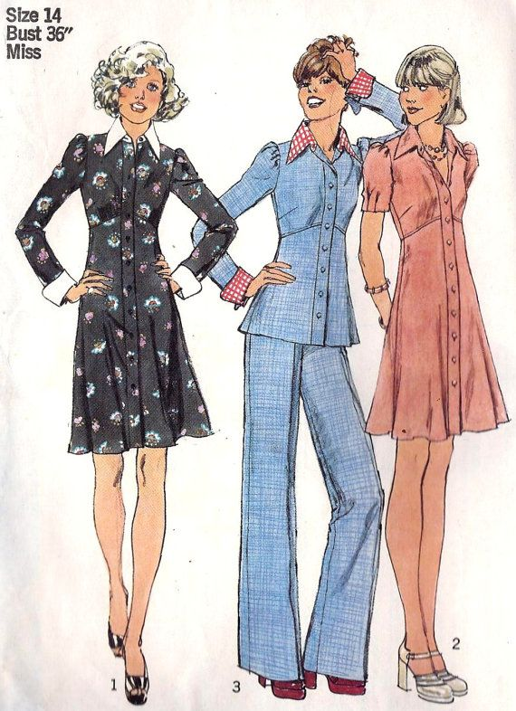 die besten 25 70er mode ideen auf pinterest outfits 70er style 70er outfit und modetrends. Black Bedroom Furniture Sets. Home Design Ideas