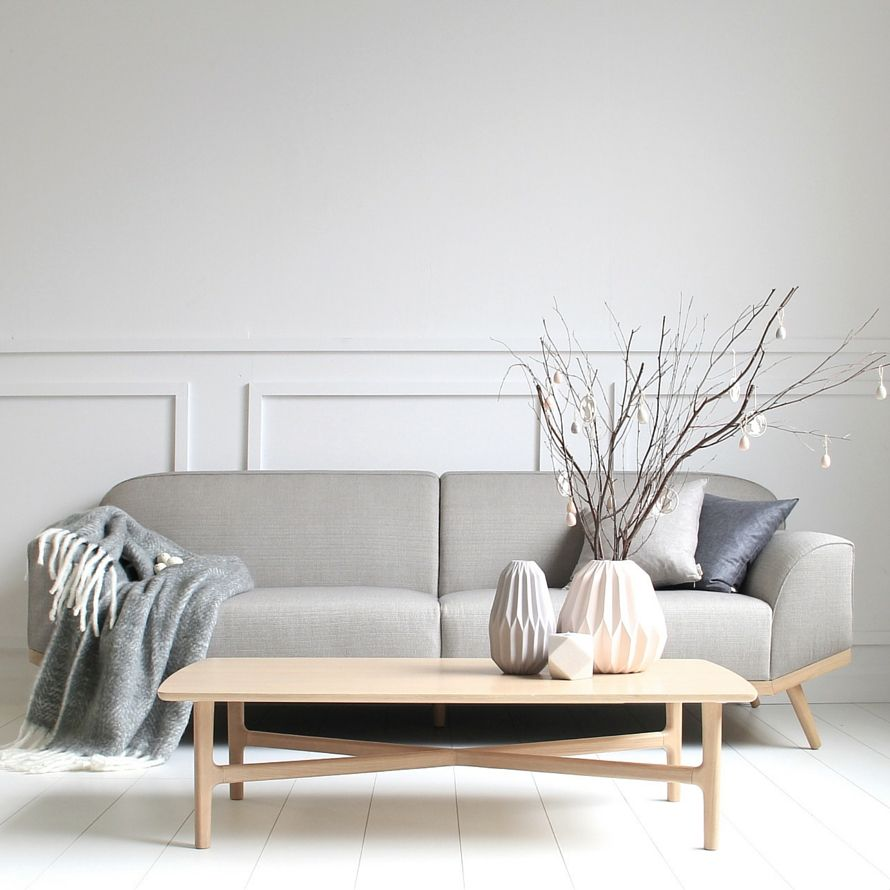 Otto 3 seater Sofa by Sketch | Living rooms and Room