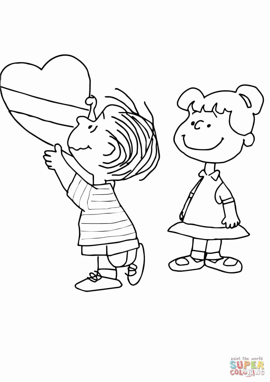 snoopy valentinstag malvorlagen schöne valentinstag
