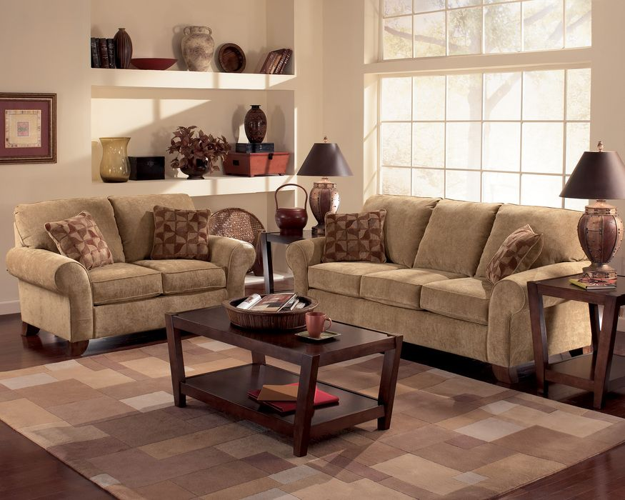 Sofa Loveseat And Chair Set Townhouse Tawny Sofa Loveseat And Chair Set Couch And Loveseat Couch And Loveseat Set Leather Sofa And Loveseat
