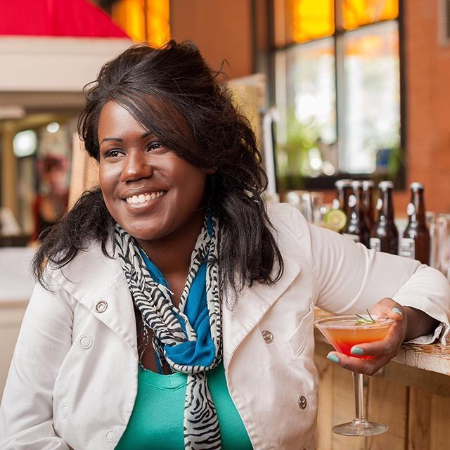 """I didn't realize that starting a business would lead to an avalanche of awesome."" -- Leslie Crews, founder of @kombuchick, a Virginia-based kombucha bar, brewery and bartending services corporation. (Jan 2015 issue, page 72) (: Brad Howell)  #EntrepreneurFaces #"
