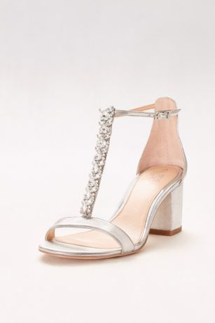 db6577e315fe6 Retro-inspired block-heel sandals are a chic choice for modern ...