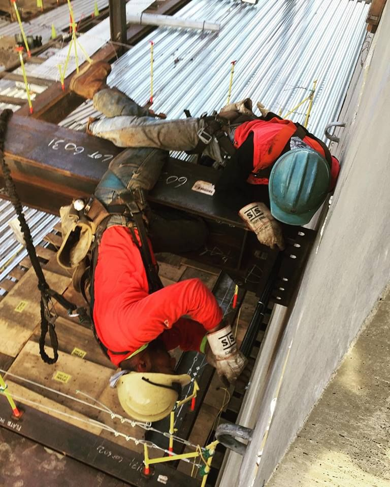 29 jawdropping photos of ironworkers during work