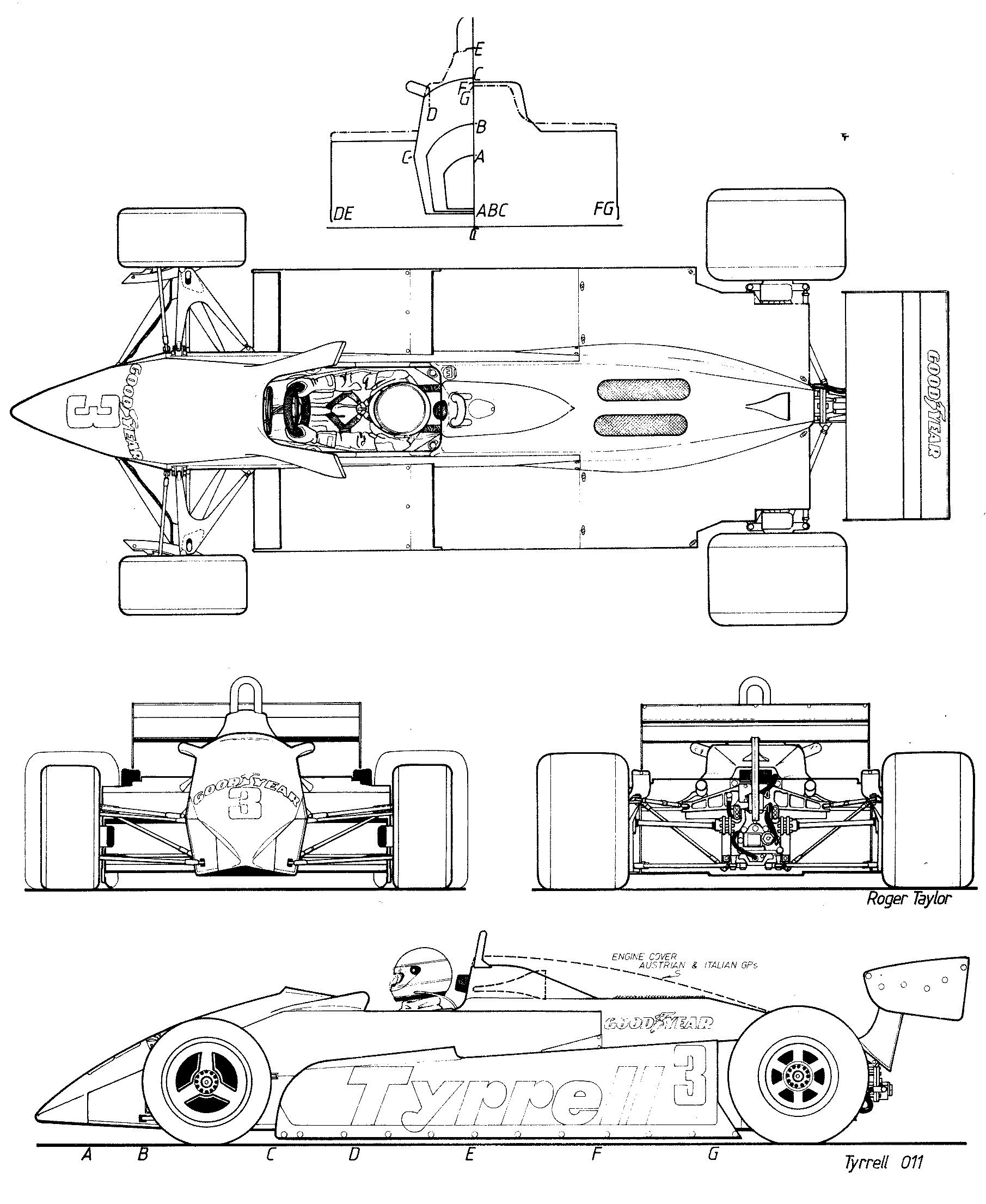 Lola t370 blueprint cars technical drawings pinterest bmw s f1 and vehicle