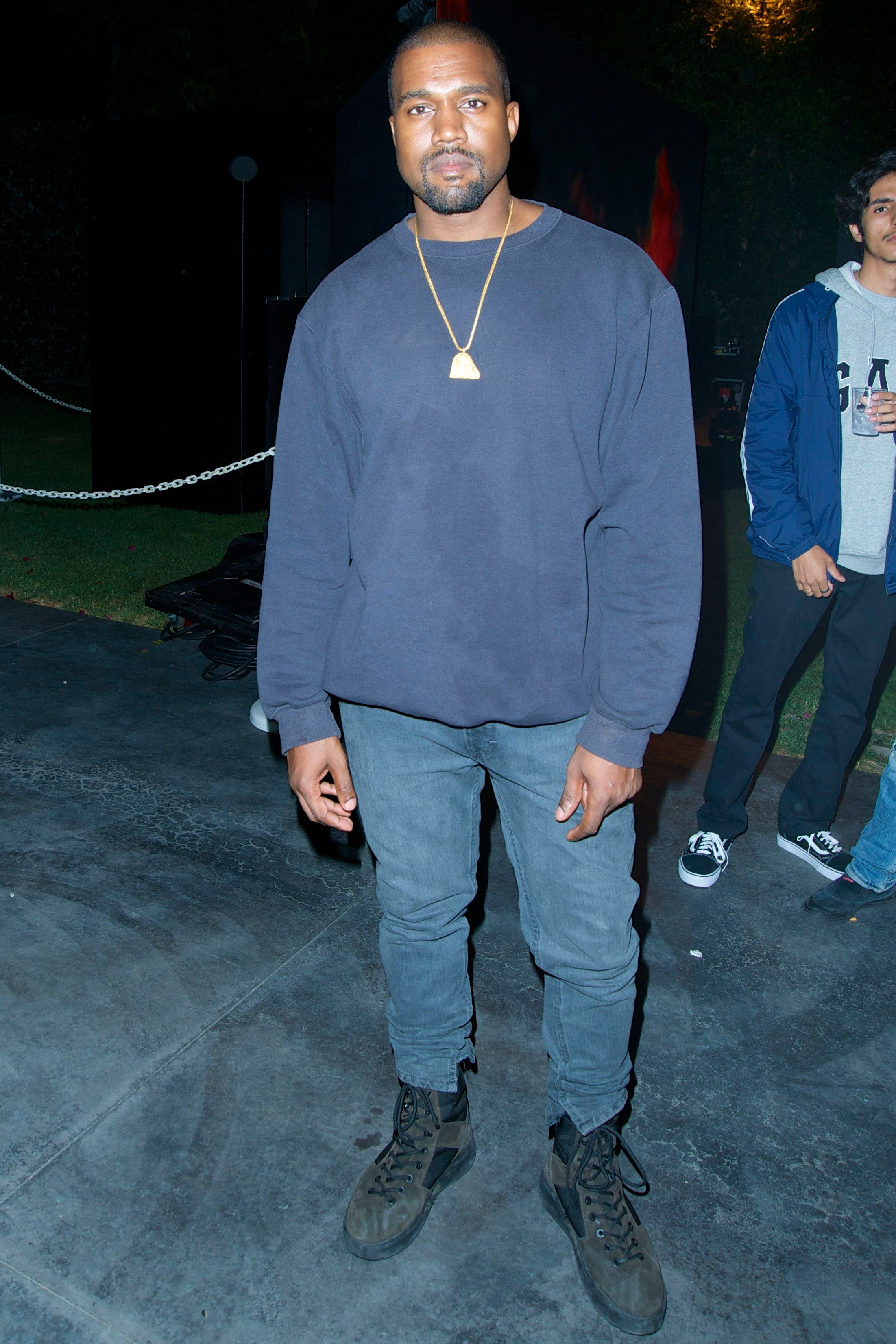 f8a2f23414fa71 All of Kanye West s Best and Wildest Outfits