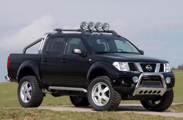 nissan navara modified google search auta pinterest. Black Bedroom Furniture Sets. Home Design Ideas