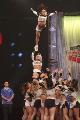 I Believe I Can Fly Cheer Spirit Cheerleading Cheer Team