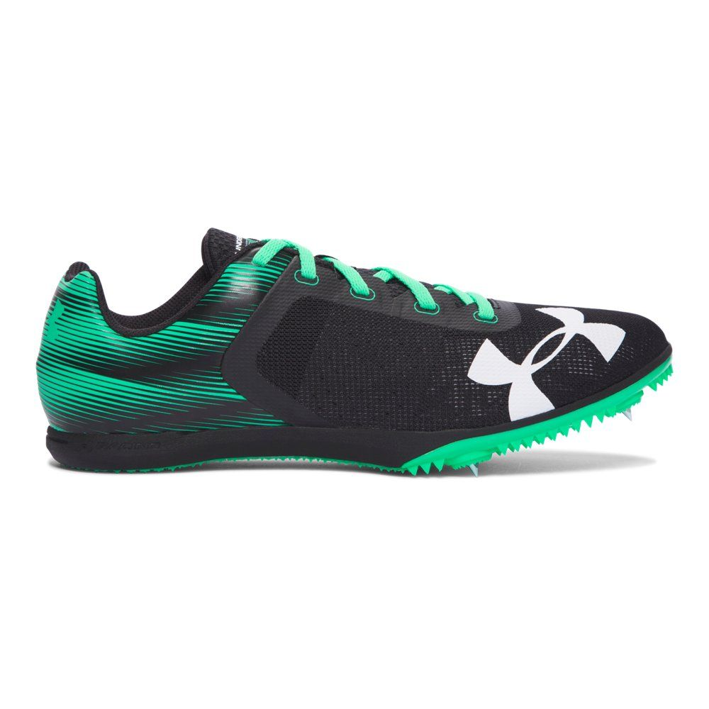 Men's UA Kick Distance Track Spikes in