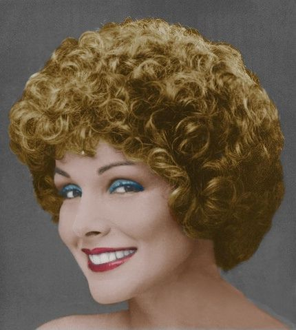 Image Result For Poodle Perms In 2019 Short Permed Hair