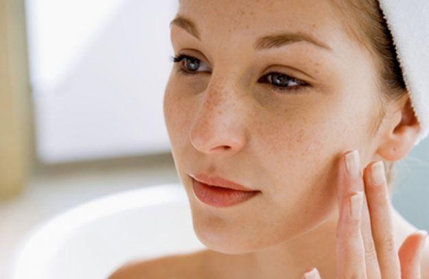 como quitar manchas en la cara por sol