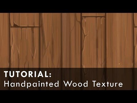 4 Hand Painting Tiling Wood Textures Youtube Wood Texture Texture Hand Painted