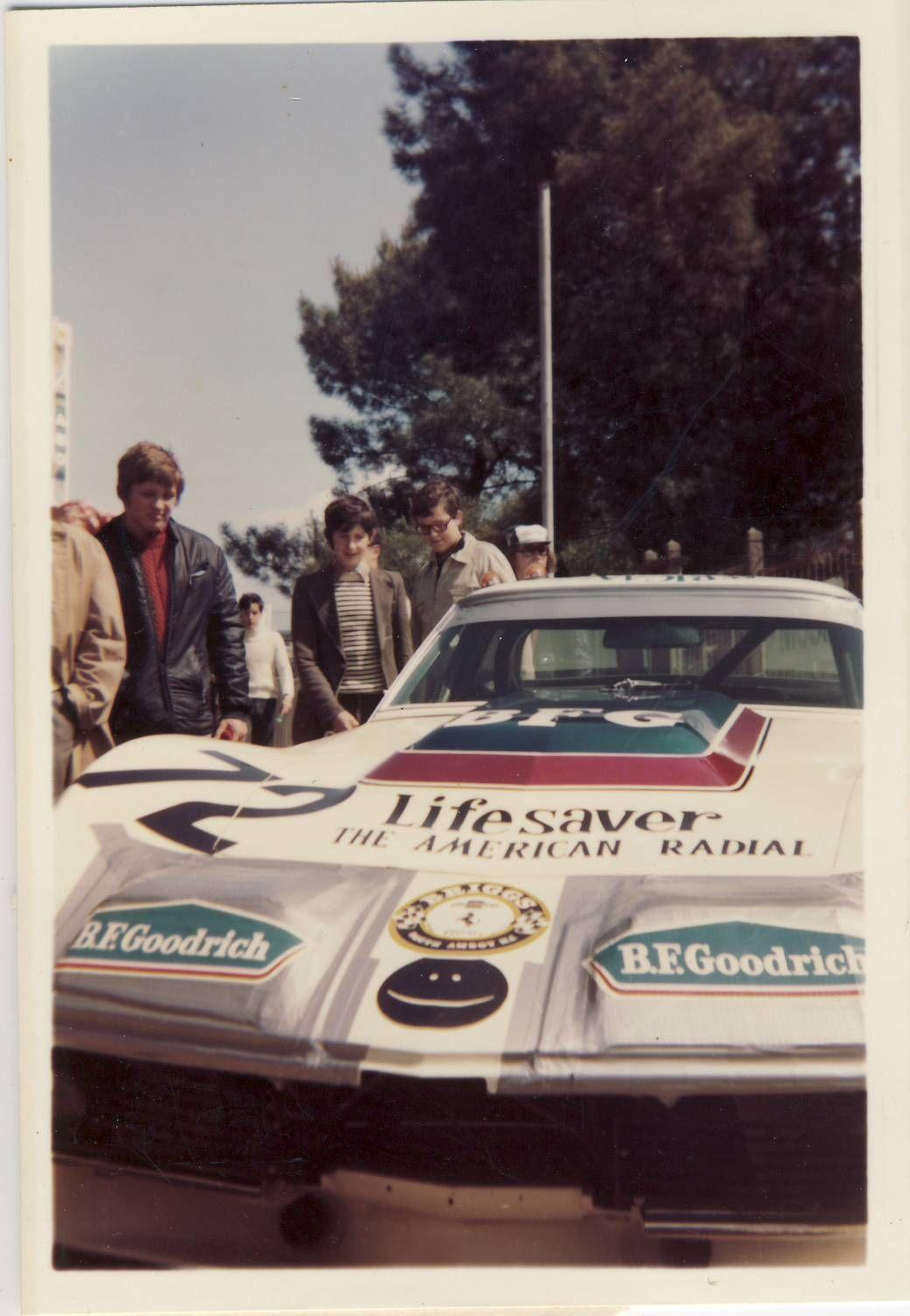 Le Mans 1972 - Corvette