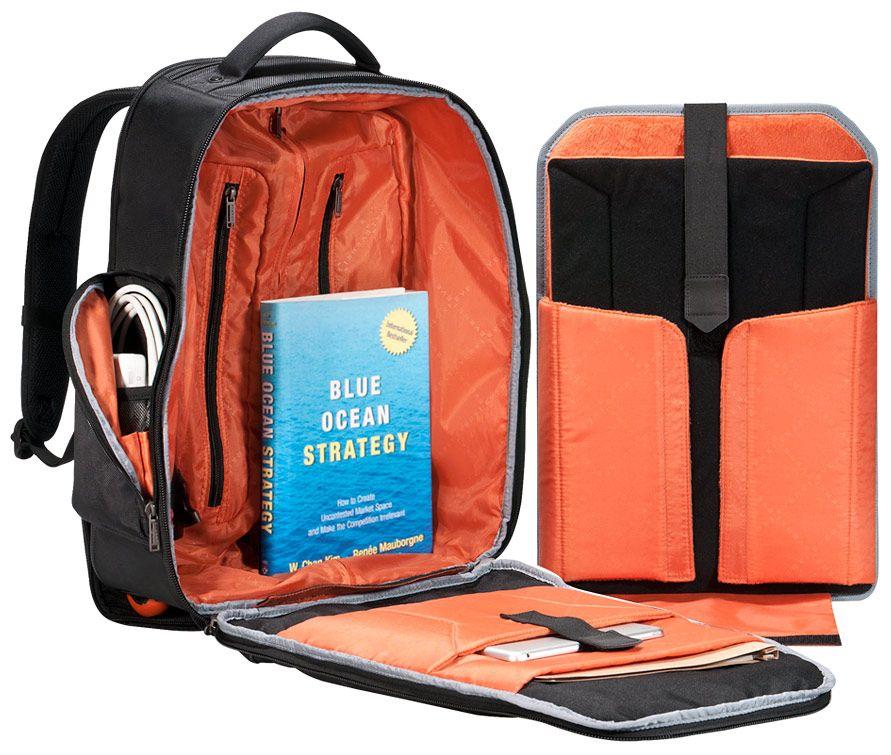 Atlas Wheeled Laptop Backpack Backpacks Laptop Bag