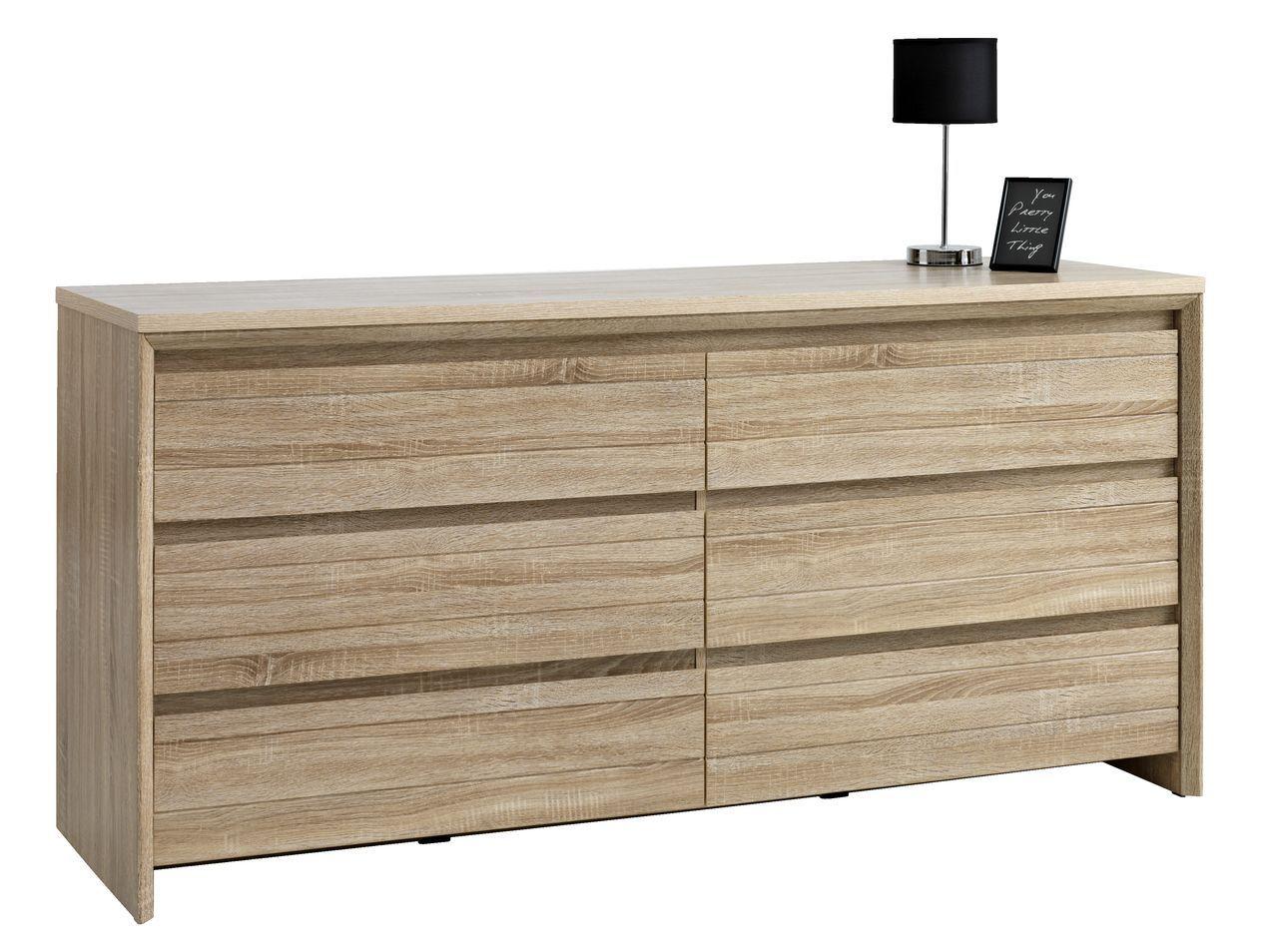 Kitchen Island Jysk komód hasle 3+3fiókos szálcsiszolt tölgy | jysk | interior design
