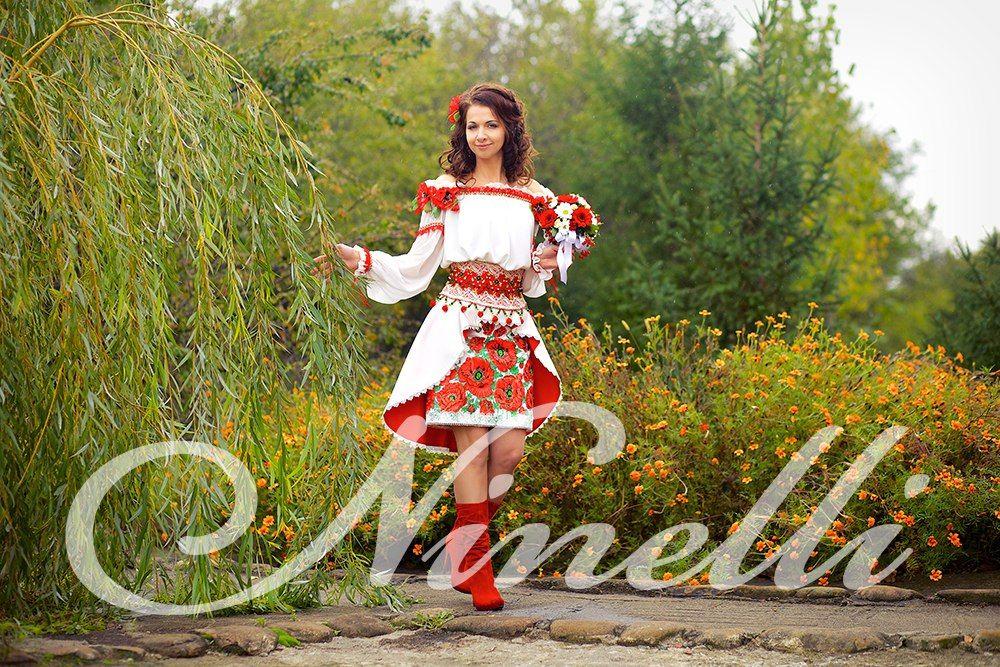 31bf8e7b6d4414 Сучасний український костюм