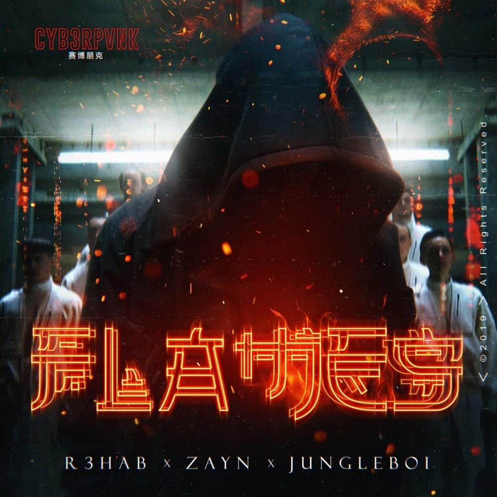 John S Music World Song Of The Day Flames R3hab Zayn