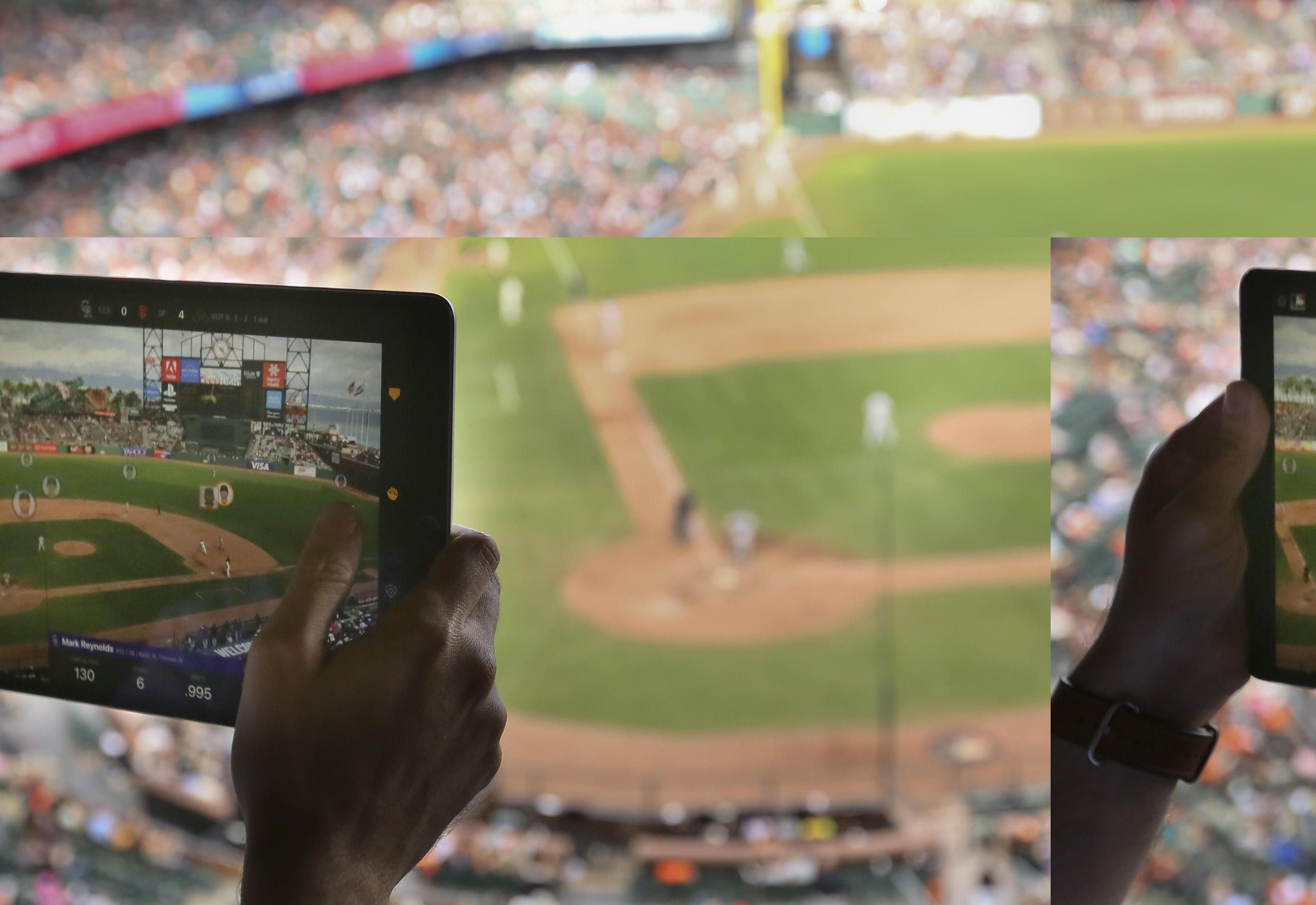 Major League Baseball Launching Augmented Reality App In 2018 Augmented Reality Homerun Augmented Virtual Reality