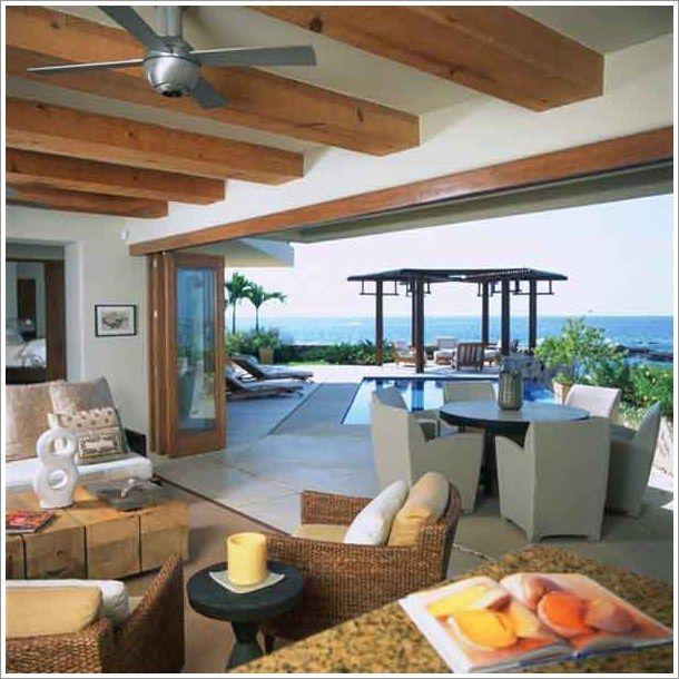 Modern beach house design Puerto Vallarca Mexico Pictures 03