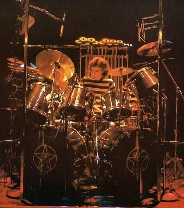Neil Peart Drum Kits Rock N Drums Sets Kit