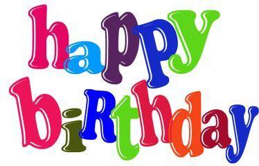 free birthday clip art free cute birthday clipart for facebook 5 rh pinterest com birthday wishes clip art free birthday wishes clipart images