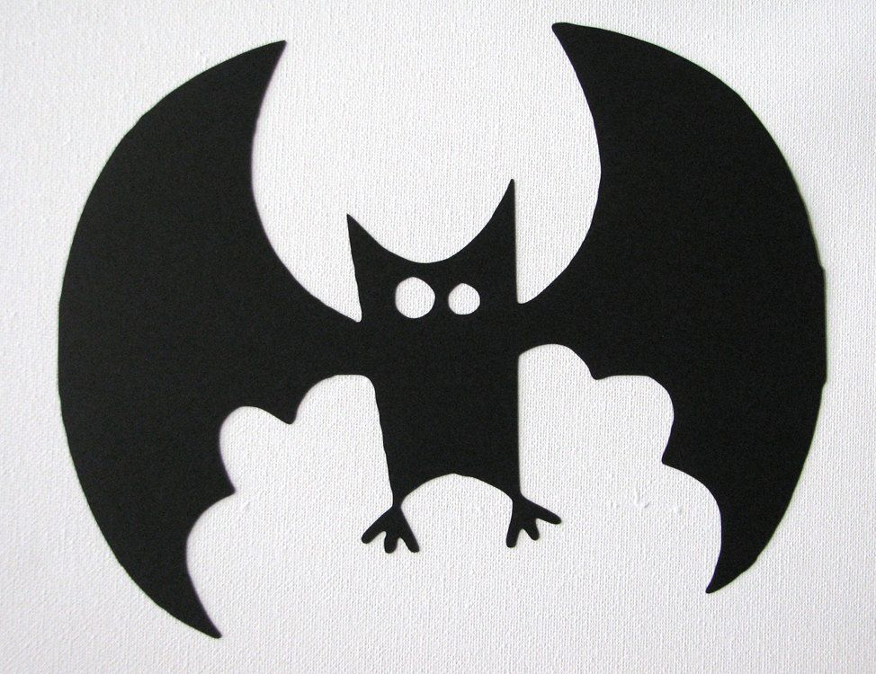 Ordinaire Bat Silhouette Halloween Cartoons Clipart   Free Clipart