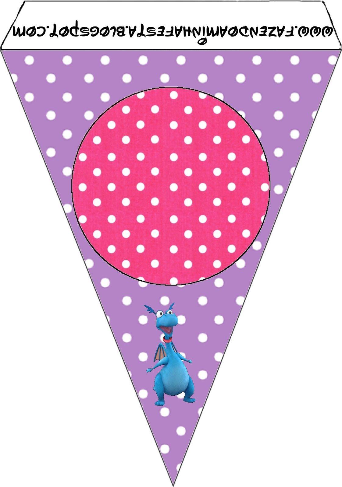 Ideas y material gratis para fiestas y celebraciones Oh My Fiesta!: Imprimibles de Doc Mcstuffins 3.