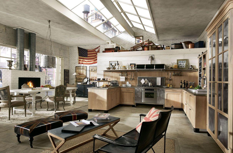 Marchi Group | Panamera Cucina vintage | ks design | Pinterest ...
