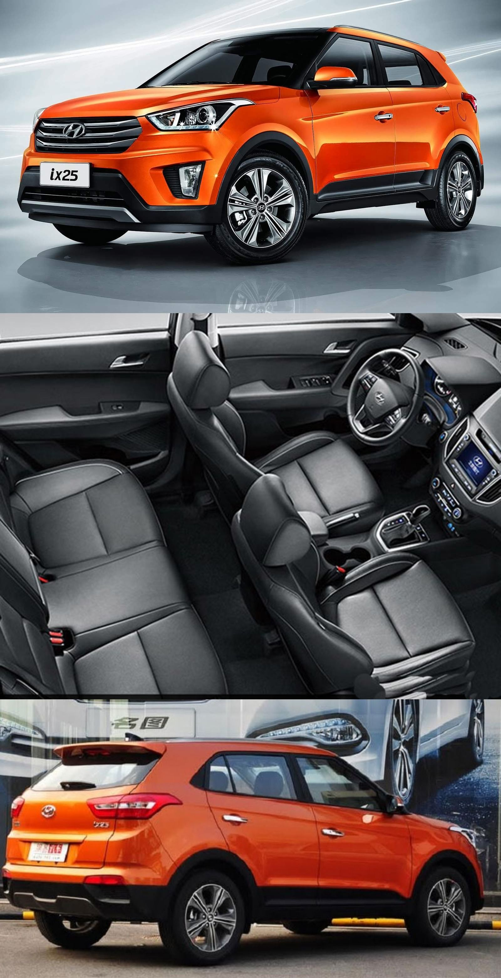 Hyundai Creta's All Variants Unveiled Hyundai cars