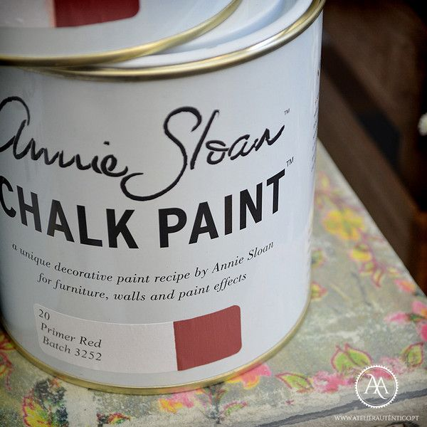 Annie Sloan Chalk Paint™ decorative paint at Atelier Autêntico