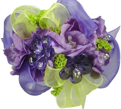 New corsage design for Prom 2012!!