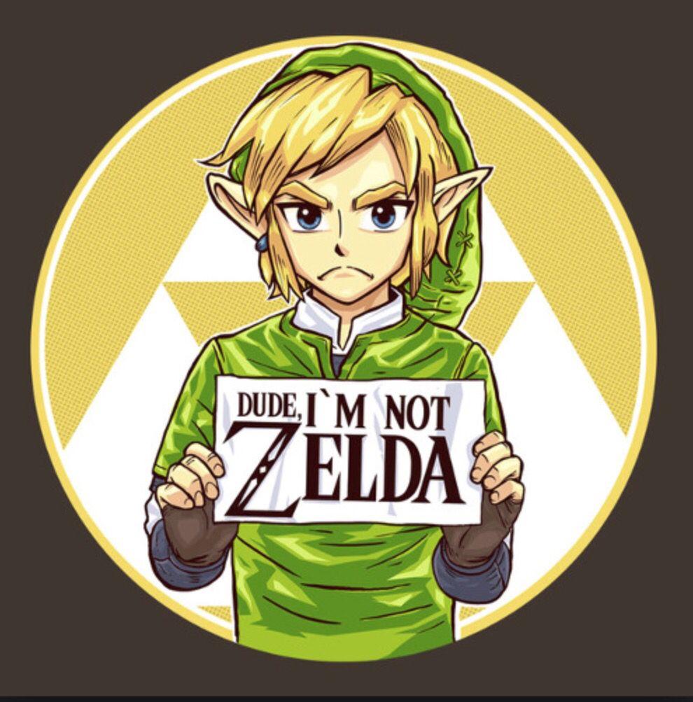 Poor Link...