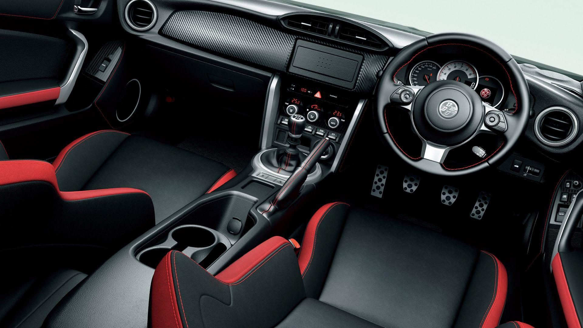 New 2019 Toyota 86 Interior Design Carros
