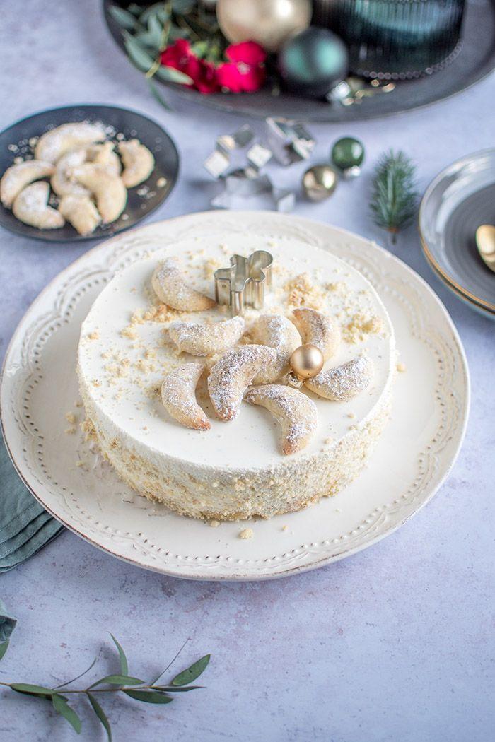 Vanille kipferl mousse torte ein gewinnspiel rezept for Kuchen gewinnspiel