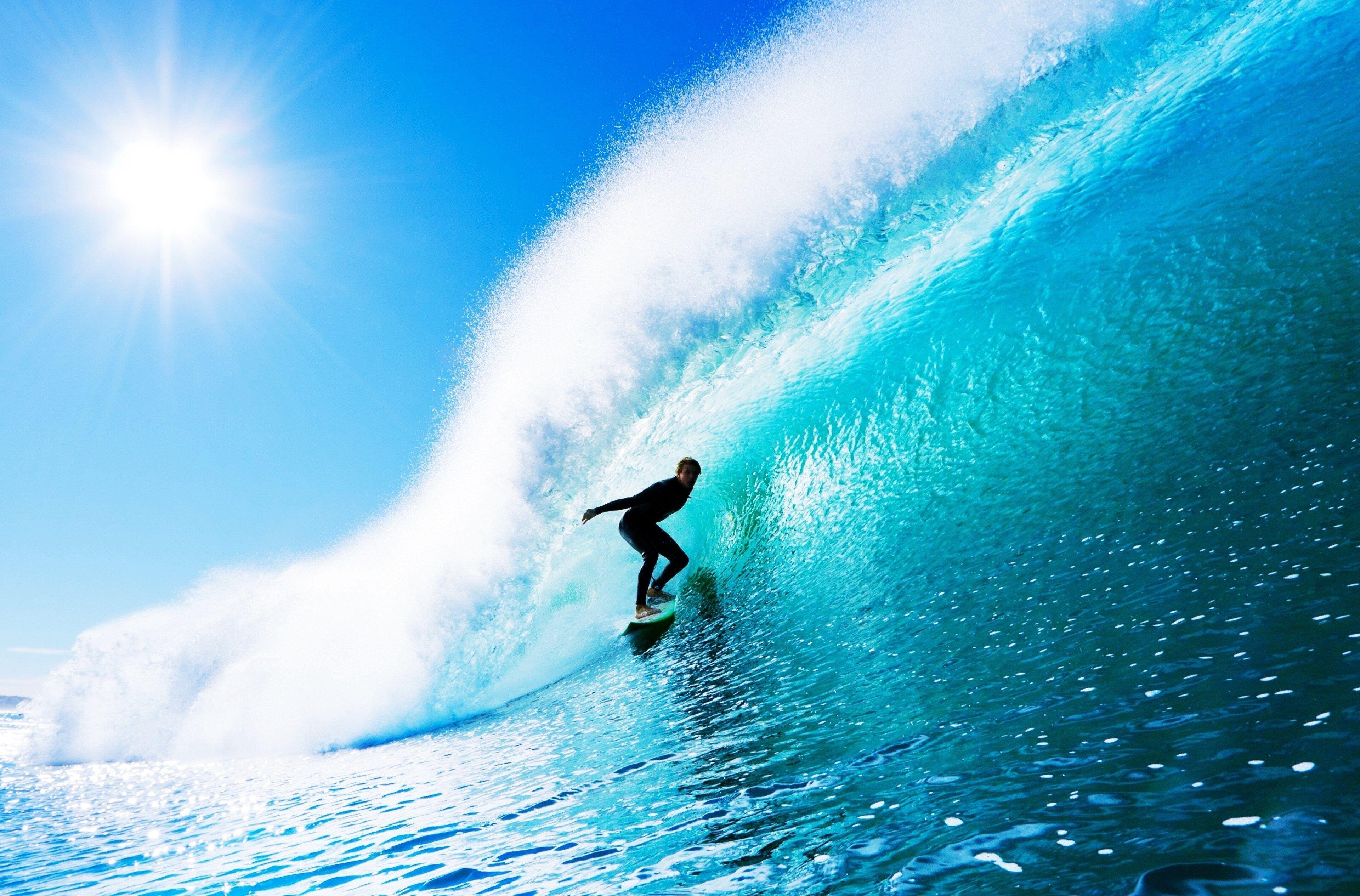 3840x2530 Surfing 4k Hq Desktop Wallpaper In 2019 Surfing