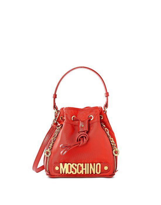 977e1eb1d8904 Borsa a secchiello Donna MOSCHINO
