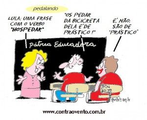 E NA PÁTRIA EDUCADORA…