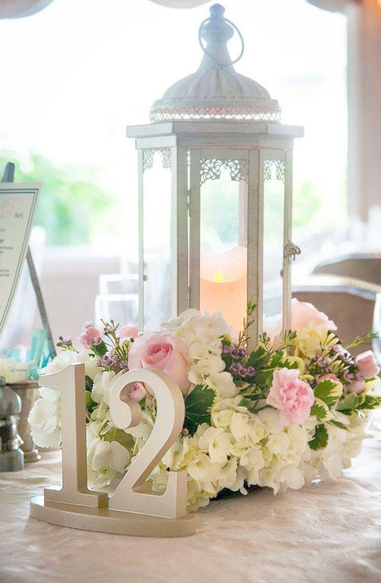 Painted Wedding Table Numbers Wedding Decor Amp Photo