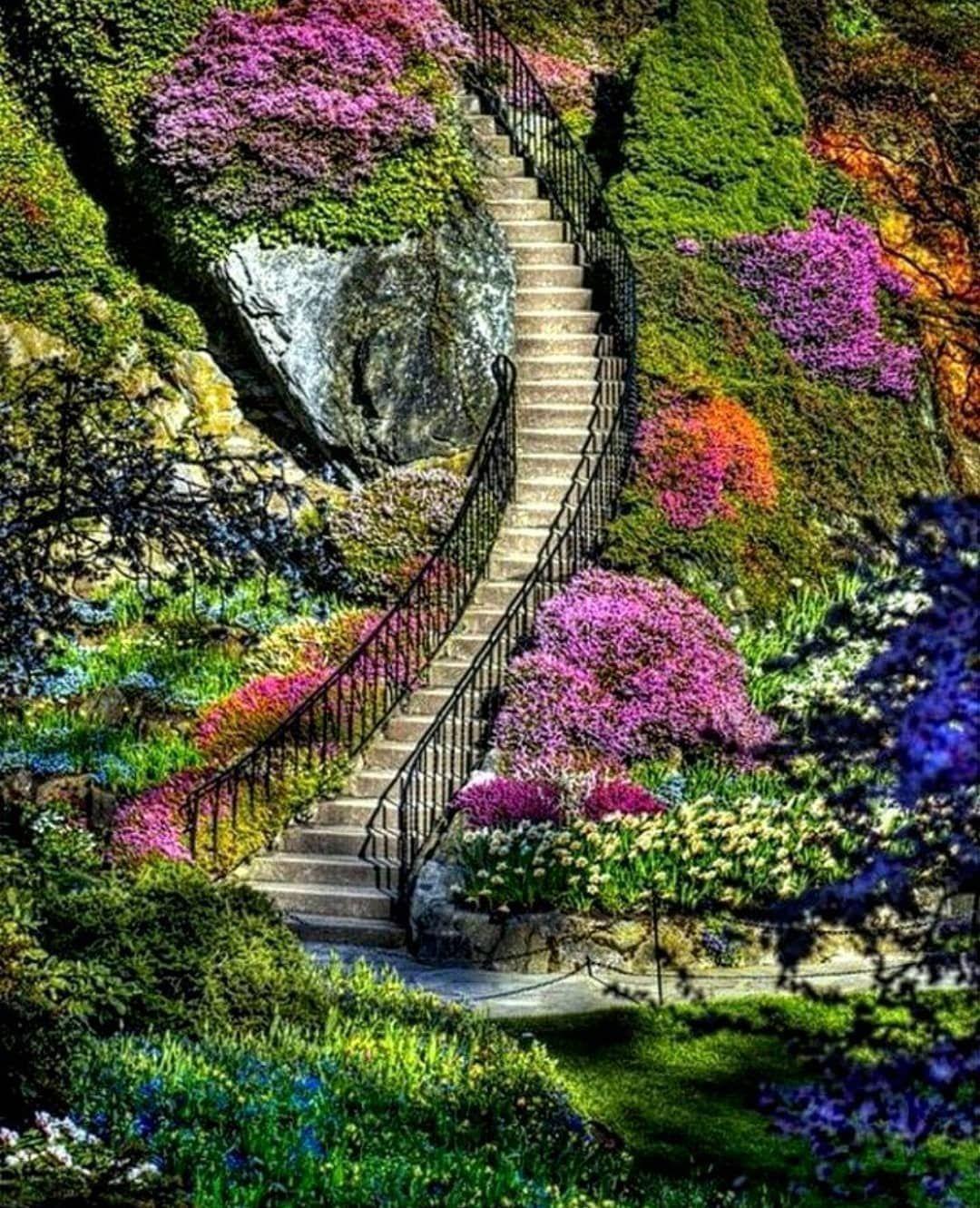 Delightful Influencers In Landscape Architecture Monster A Landscape Enthusiast Likelihood Is Youre Acquaint Butchart Gardens Landscape Design Famous Gardens