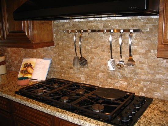 backsplash for the home pinterest kitchen backsplash rh pinterest com au Open Rustic Shelving with Tile Backsplash Tile Backsplash Rustic Wood Ideas
