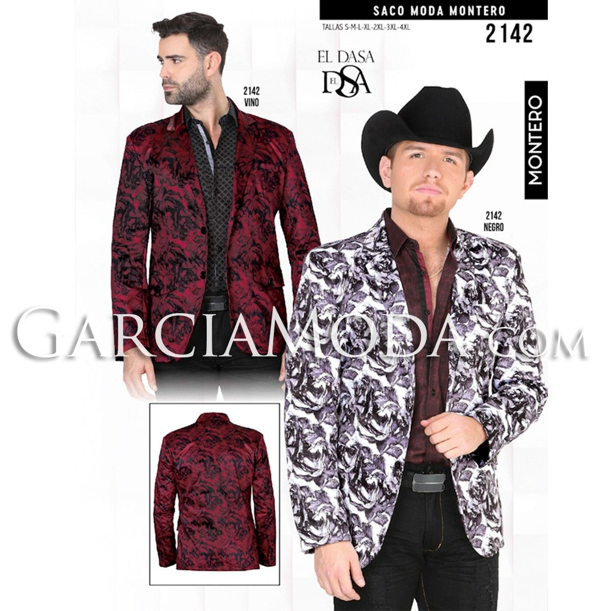 99b2e0e600 Saco Montero Western Wear 2142