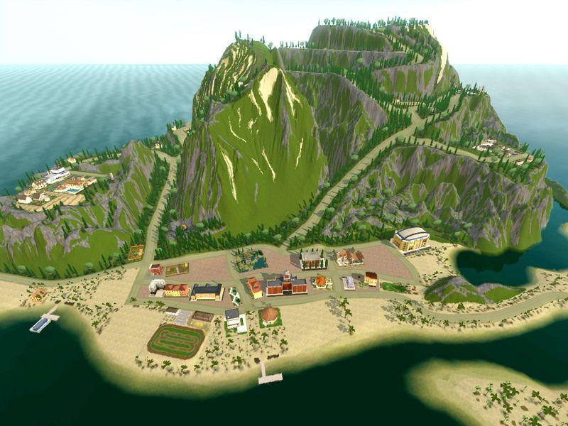 Rose Glen North Dakota ⁓ Try These Sims 3 Worlds Populated