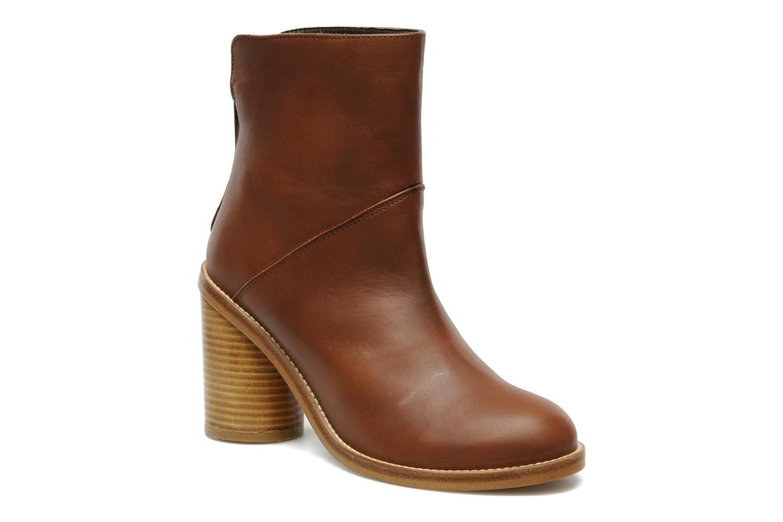 Surface To Air Blank Boots (Marron) - Bottines et boots chez Sarenza (105752)