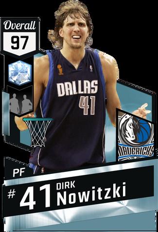 Tyler Ruff Wakefield Mass 2 Nba 2k17 Myteam Pack Draft 2kmtcentral Dallas Mavericks Basketball Dirk Nowitzki Nba