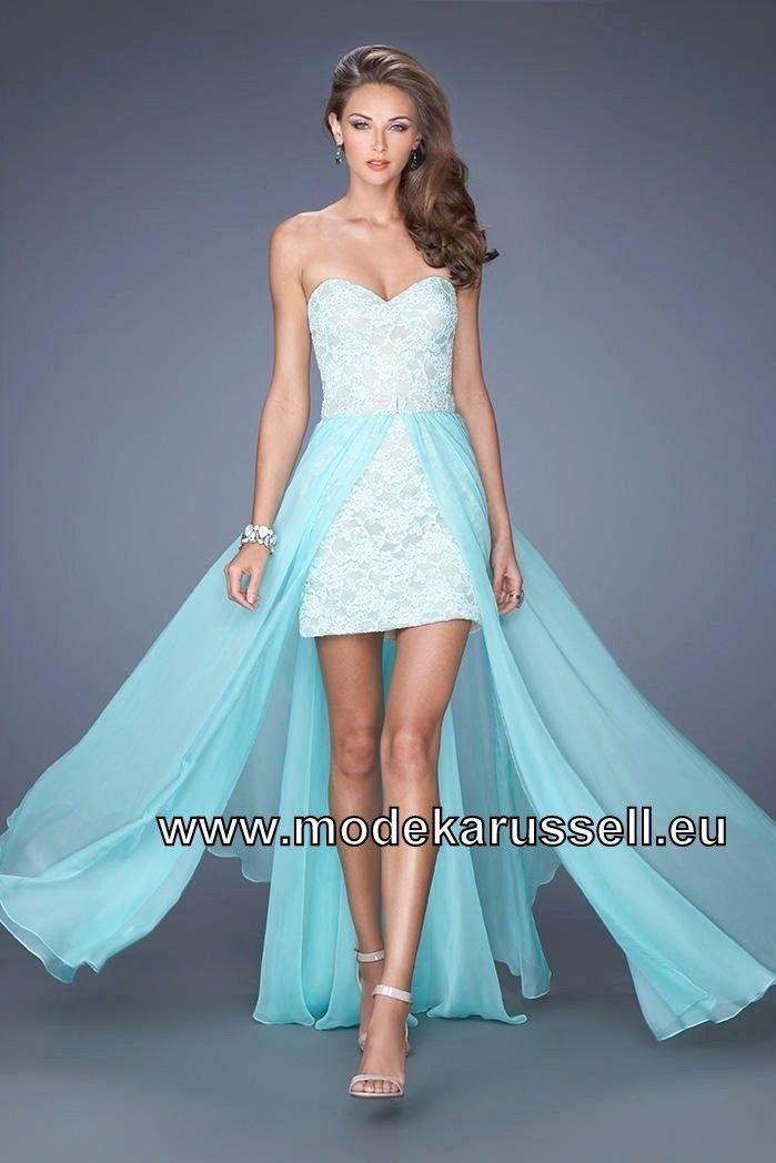 Kleid vorne kurz hinten lang billig