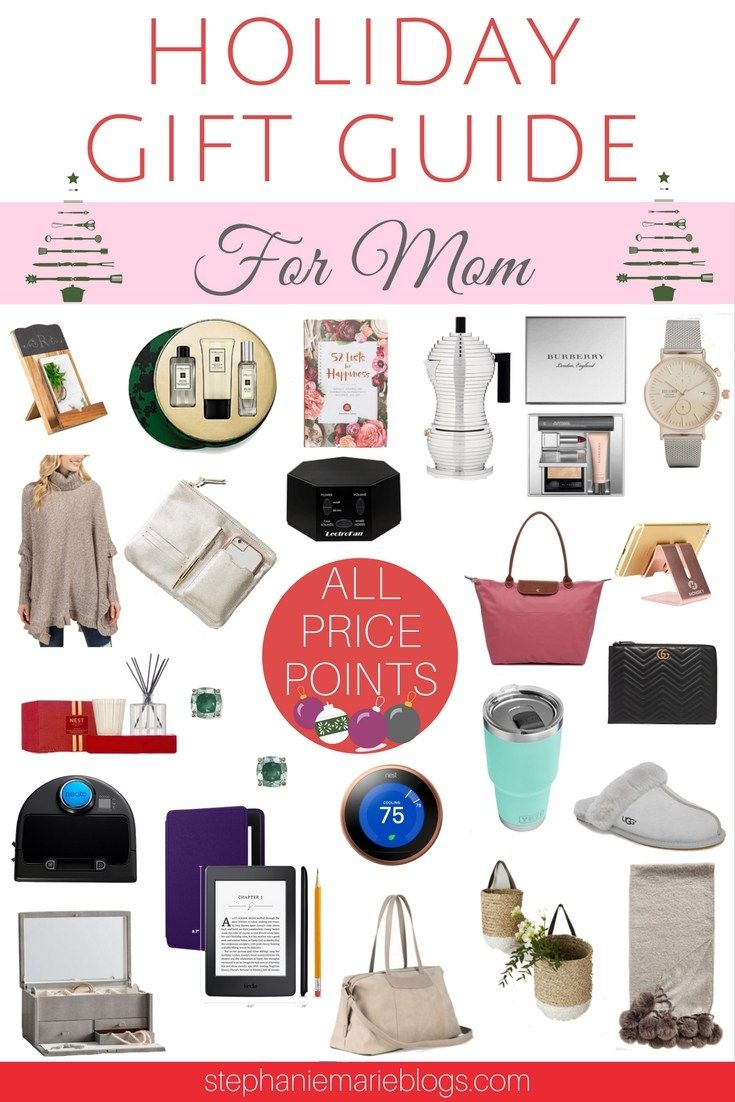 2017 Holiday Gift Guide For Her All Price Ranges Holiday Gifts